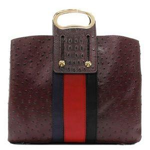 Handbags - Dark purple purse